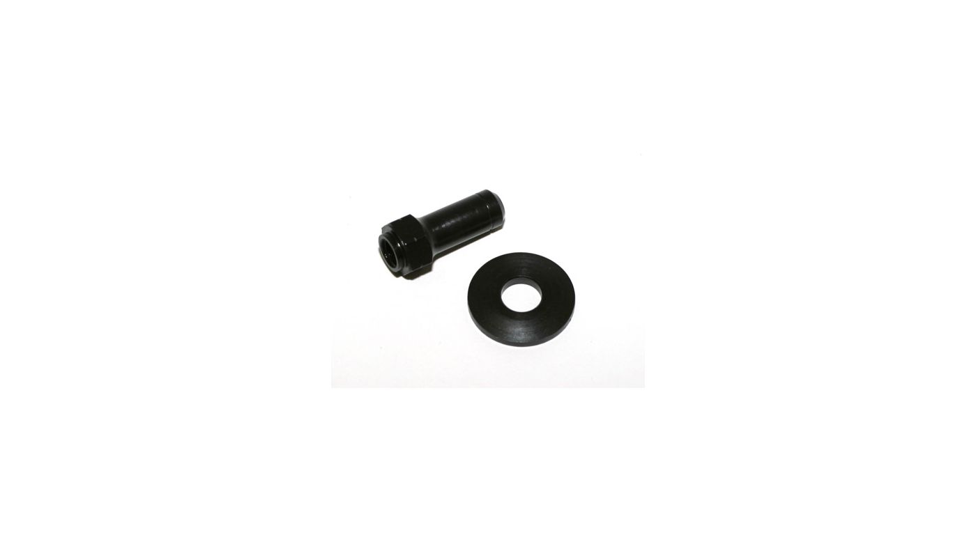 Image for Propeller Adapt Nut,8 x 1.25mm,Long from HorizonHobby