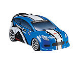 Dromida - 1/18 Rally Car Brushless 4WD RTR