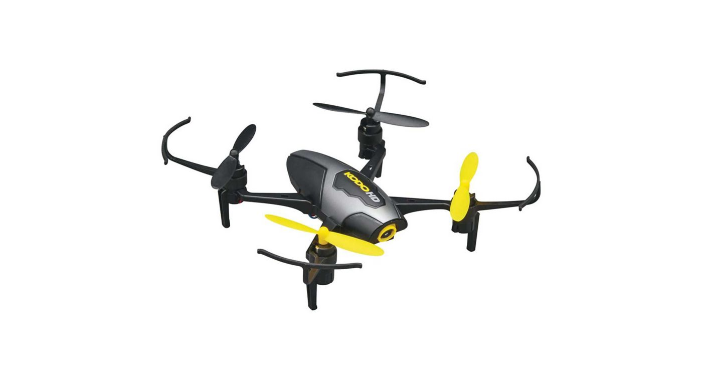 Image for Kodo HD UAV Quad with Camera RTF from HorizonHobby