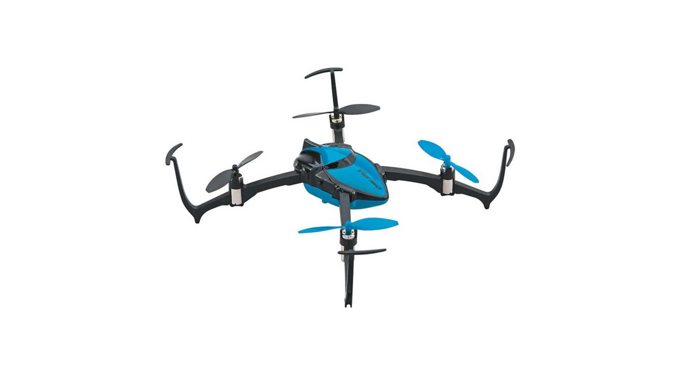 Image for Verso Inversion QuadCopter UAV RTF, Blue from HorizonHobby