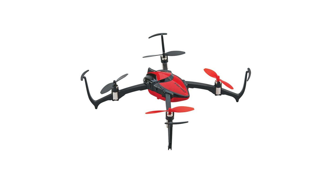 Image for Verso Inversion QuadCopter UAV RTF, Red from HorizonHobby