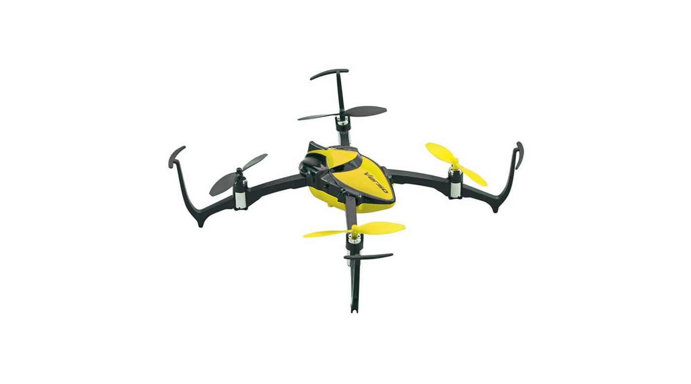 Image for Verso Inversion QuadCopter UAV RTF, Yellow from HorizonHobby