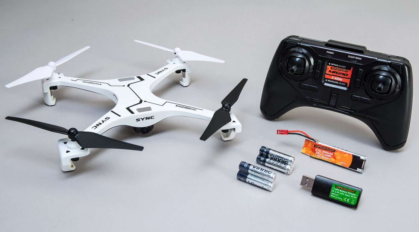 Image for Sync 251 FPV Camera Drone RTF from HorizonHobby