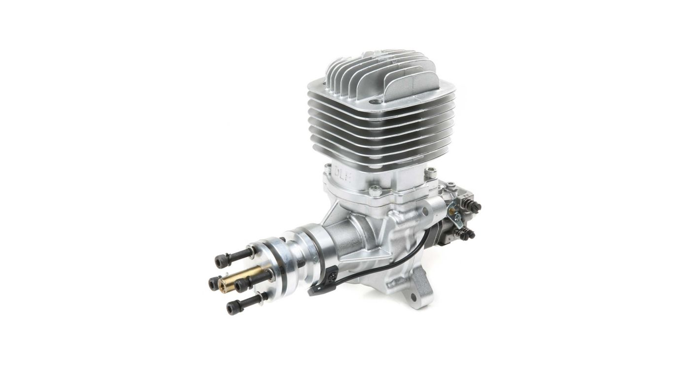 Image for DLE-61 61cc Gas Engine with Electronic Ignition and Muffler from HorizonHobby