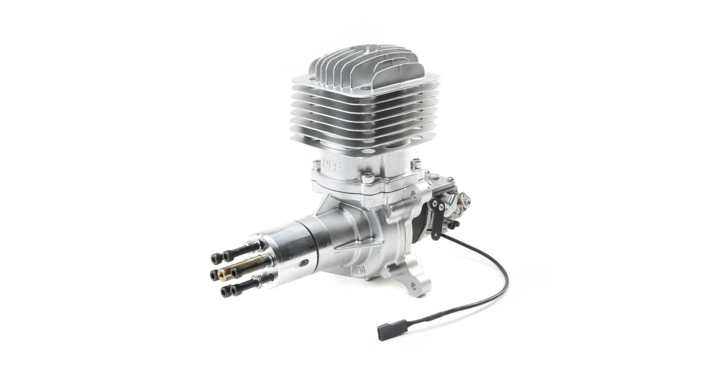 Image for DLE-85 85cc Gas Engine with Electronic Ignition and Muffler from HorizonHobby