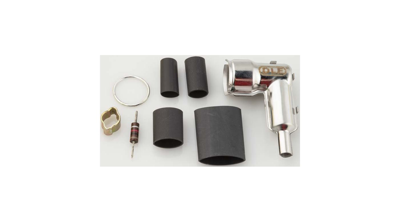 Image for Spark Plug Cap: DLE-120 from HorizonHobby