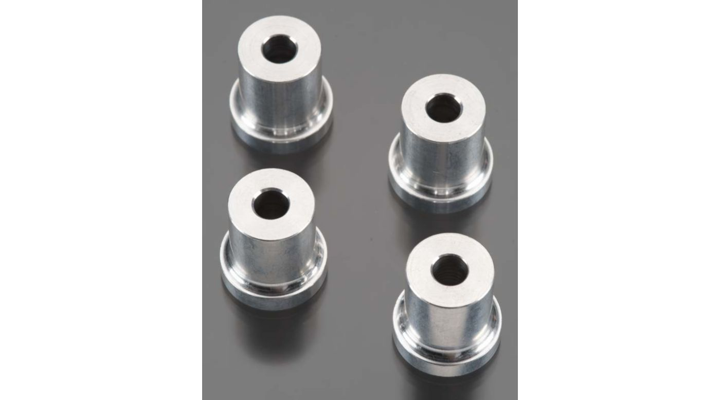 Image for Engine Mount Standoffs: DLE-170 (4) from HorizonHobby