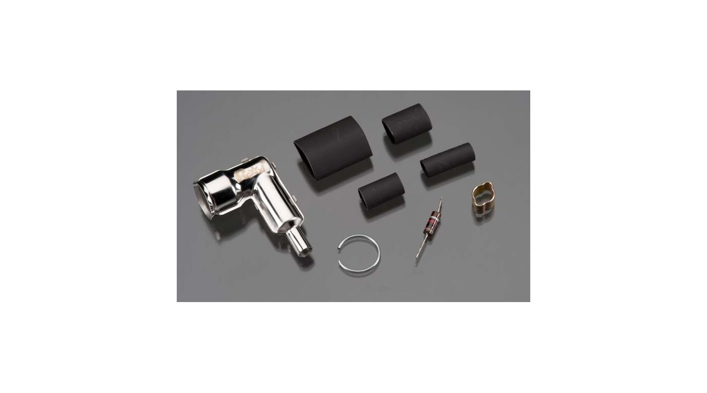 Image for Spark Plug Cap: DLE-170 from HorizonHobby