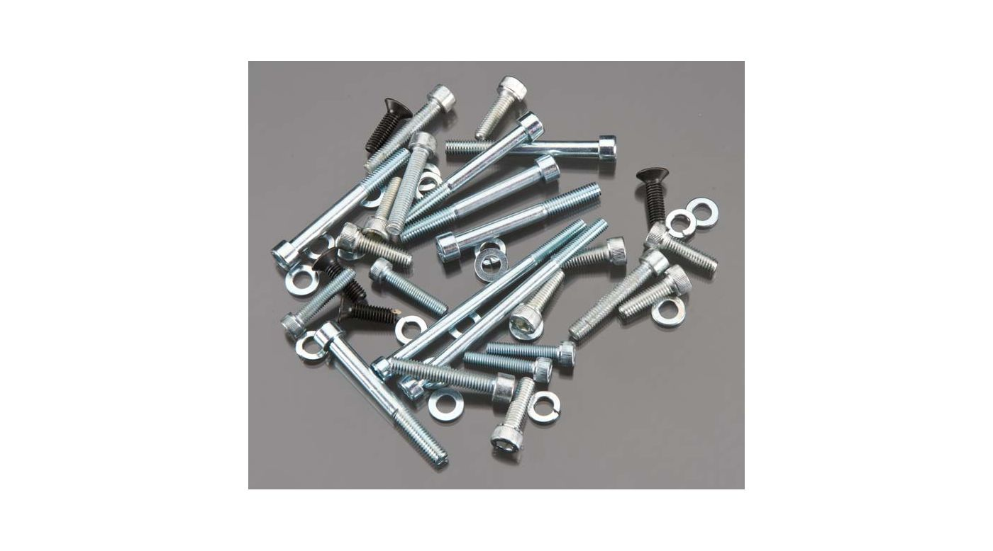 Image for Screw Set: DLE-170 from HorizonHobby