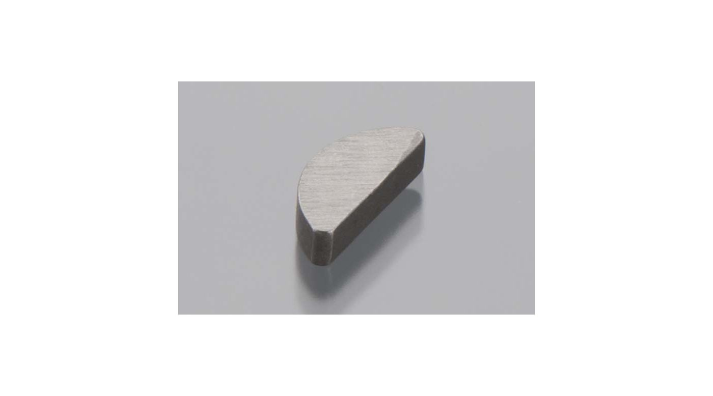 Image for Woodruff Key: DLE-20 from HorizonHobby