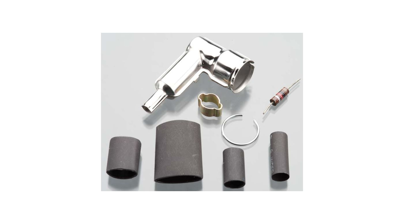 Image for Spark Plug Cap: DLE-20 from HorizonHobby