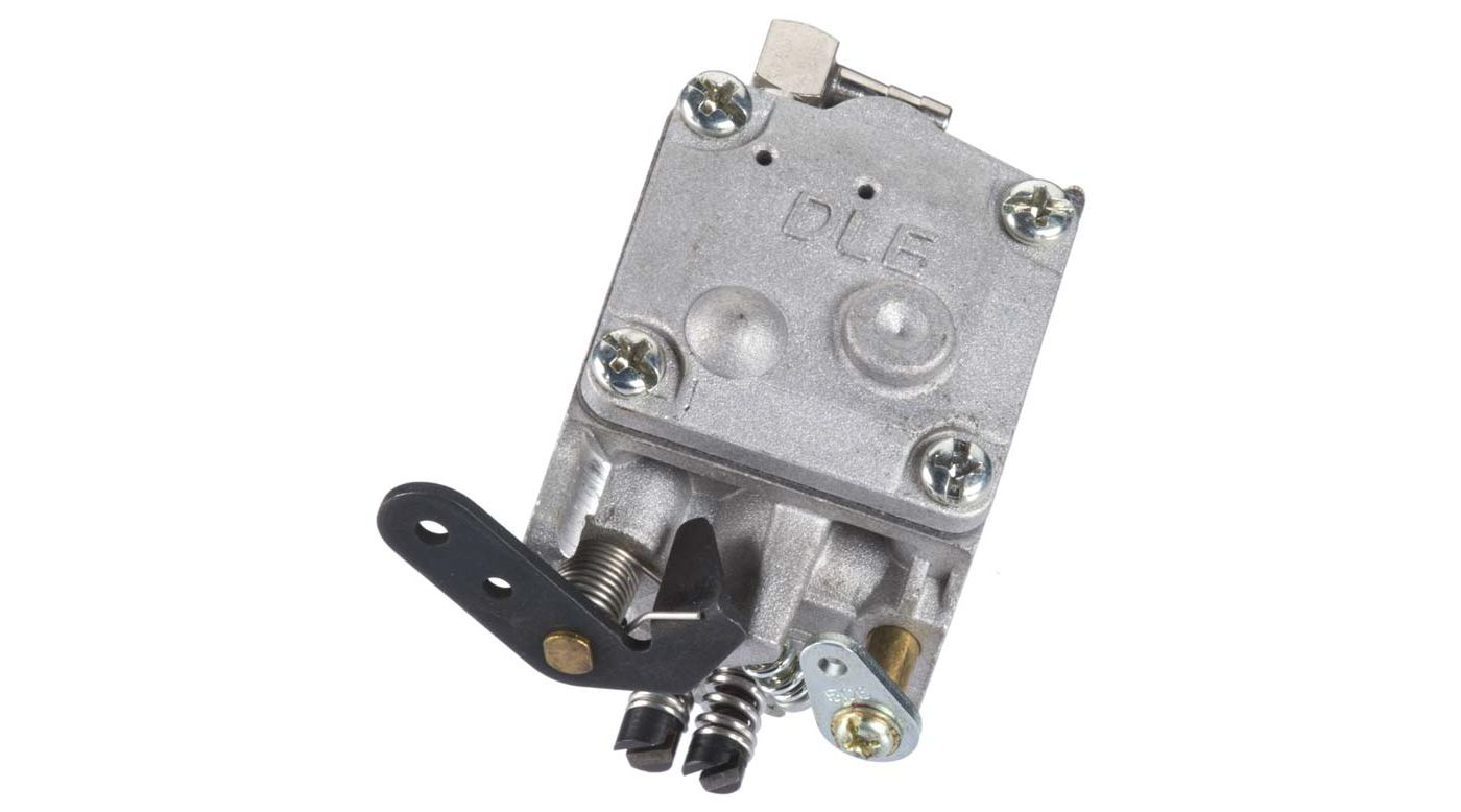 Image for Carburetor Complete: DLE-222 from HorizonHobby