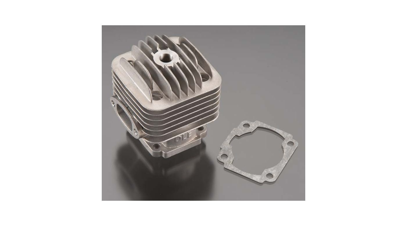 Image for Cylinder with Gasket: DLE-60 from HorizonHobby