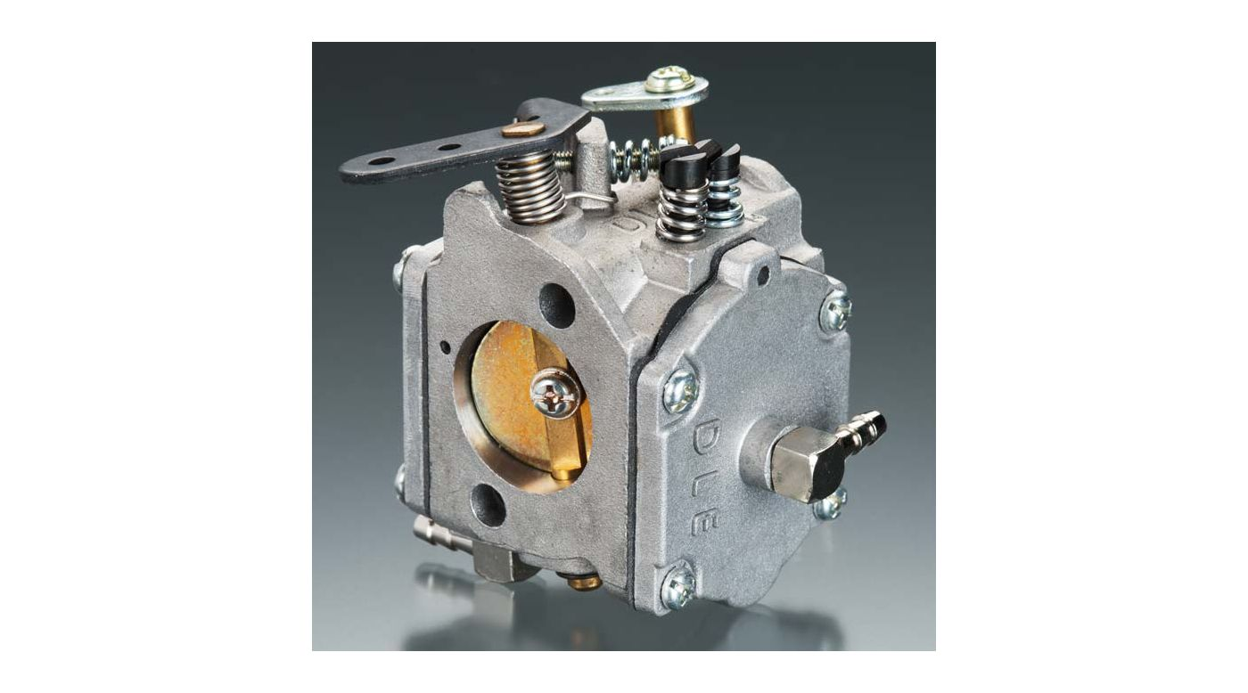 Image for Carburetor Complete: DLE-85 from HorizonHobby