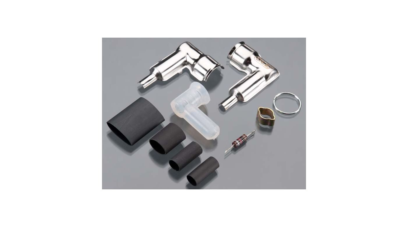 Image for Spark Plug Cap: DLE-85 from HorizonHobby