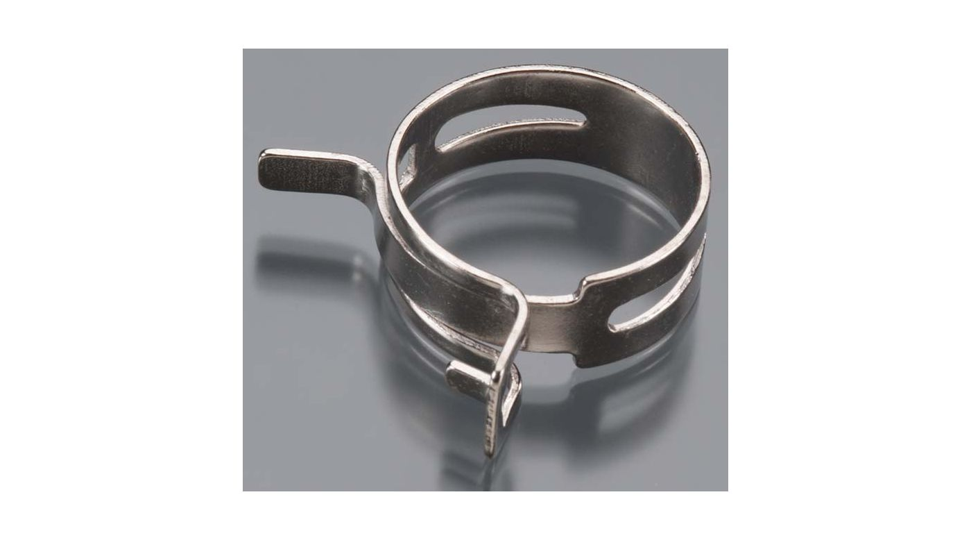 Image for Exhaust Clamp: DLE-85 from HorizonHobby