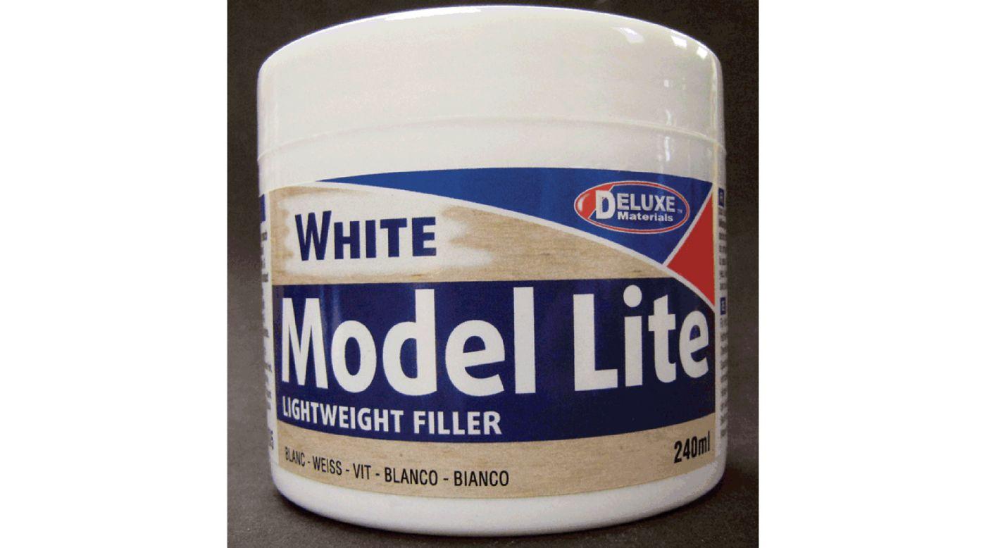 Image for Model Lite Balsa Filler, White: 240cc from HorizonHobby