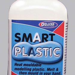 Deluxe Materials BD63 Smart Plastic Moldable Plastic 4.4oz
