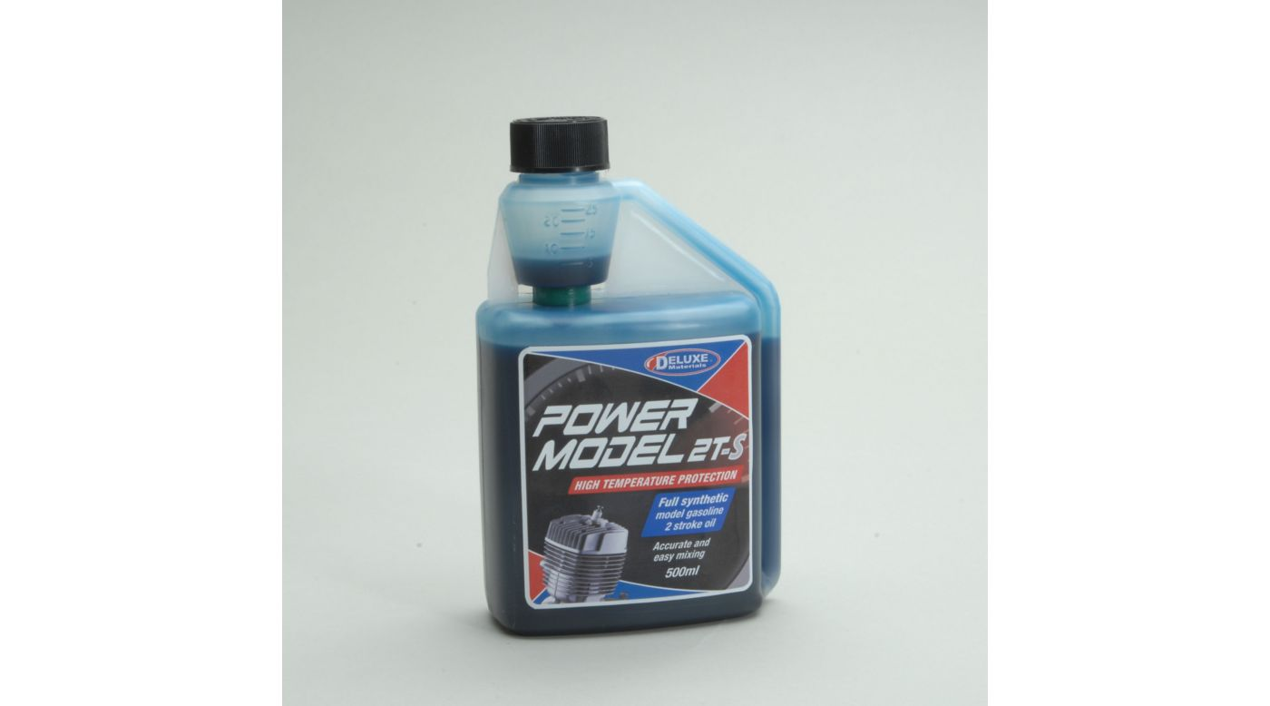 Image for PowerModel 2T-S, 2 Stroke Oil, 500ml from Horizon Hobby