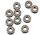 Duratrax - Bearing 5x11mm: Stainless (10)