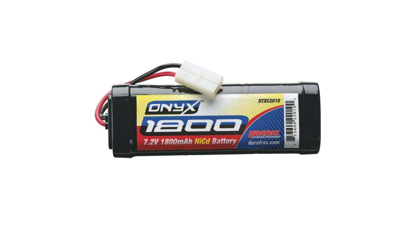 Image for 7.2V 1800mAh Stick NiCd Battery: Tamiya Plug from HorizonHobby