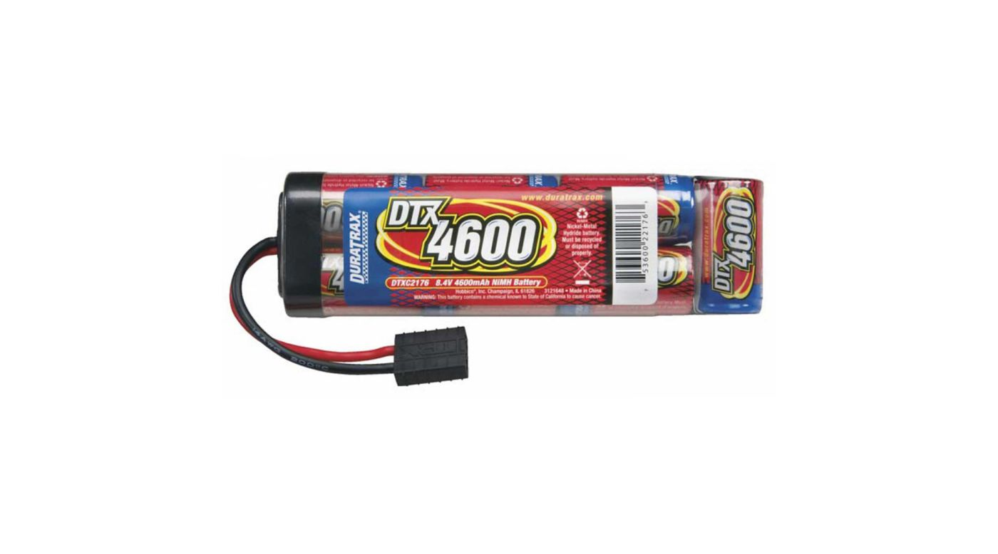 Image for 8.4V 4600mAh NiMH 7-Cell Stick: Traxxas from HorizonHobby