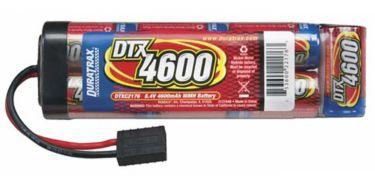 7-Cell 8.4V DTX4600 NiMH Stick TRA Plug