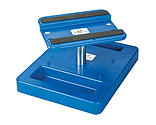 Duratrax - Pit Tech Deluxe Truck Stand, Blue