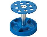 Duratrax - Pit Tech Deluxe Shock Stand, Blue