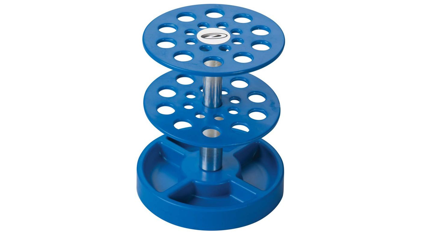 Image for Pit Tech Deluxe Tool Stand, Blue from HorizonHobby