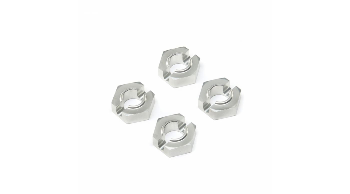 Image for 12mm Aluminum Wheel Hub Adapter ARRMA 4x4 (4) from HorizonHobby