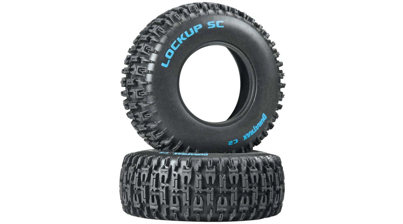 Image for Lockup SC Tires C2 (2) from HorizonHobby
