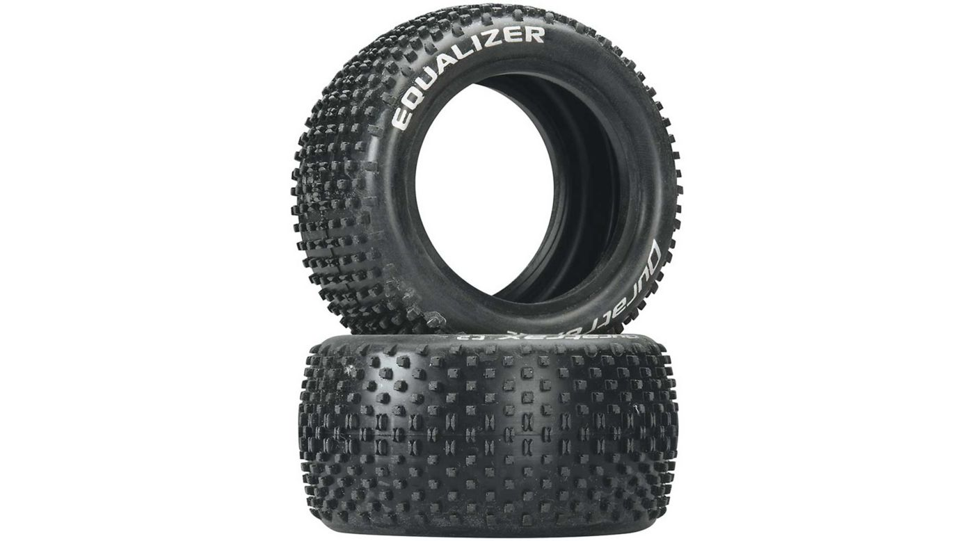 Image for Equalizer 1/10 Buggy Tires Rear C2 (2) from HorizonHobby