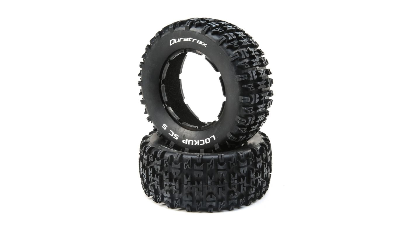 Image for Lockup 1/5 SC Sport Tires (2) from HorizonHobby