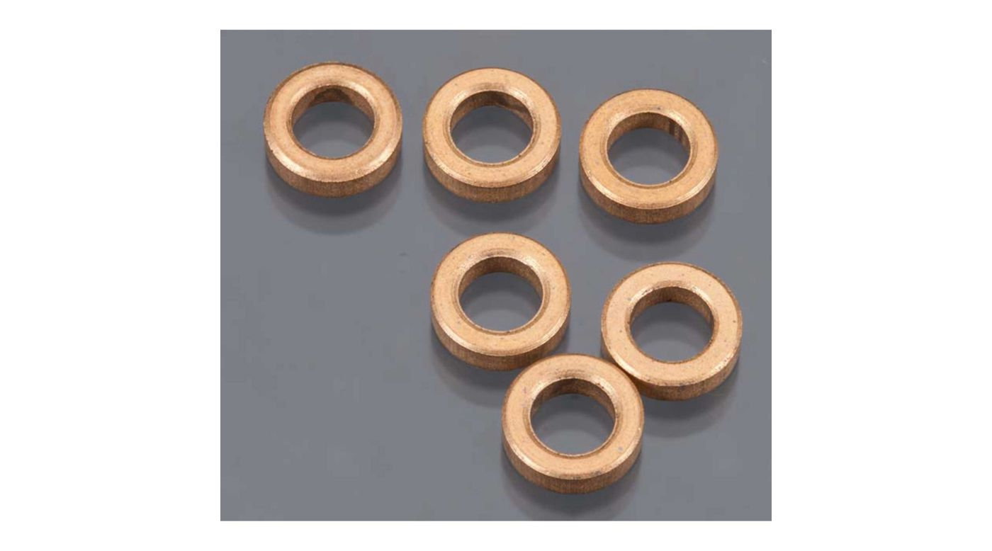 Image for Bushing 6x10mm (6) from HorizonHobby