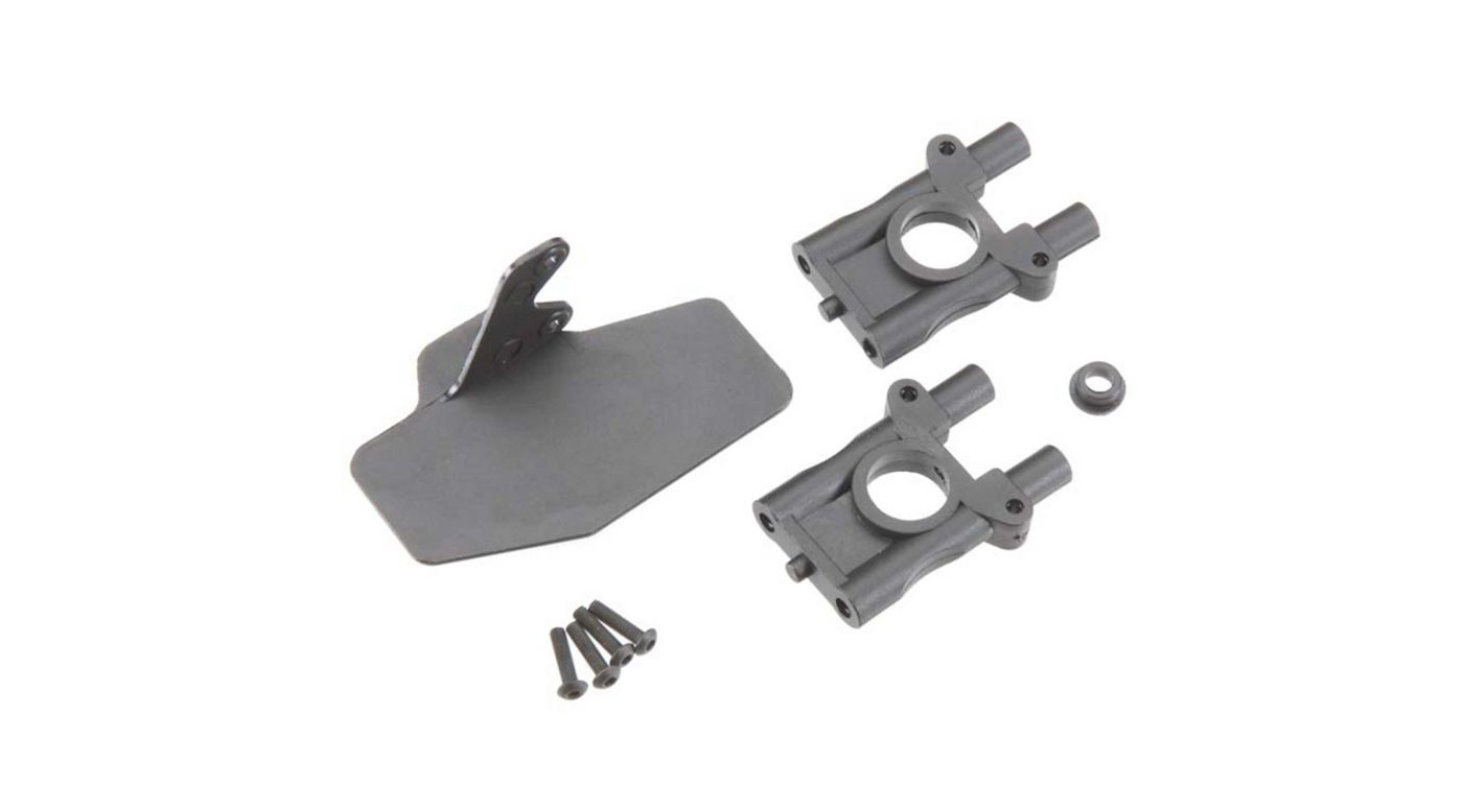 Image for Center Differential Mount Set with Splash Guard: 835B from HorizonHobby