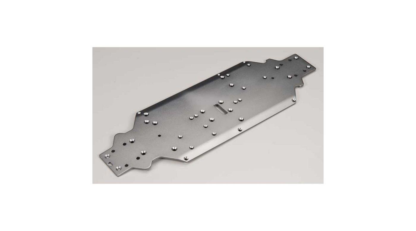 Image for Aluminum Chassis 3.25mm, Gray: 835E from HorizonHobby
