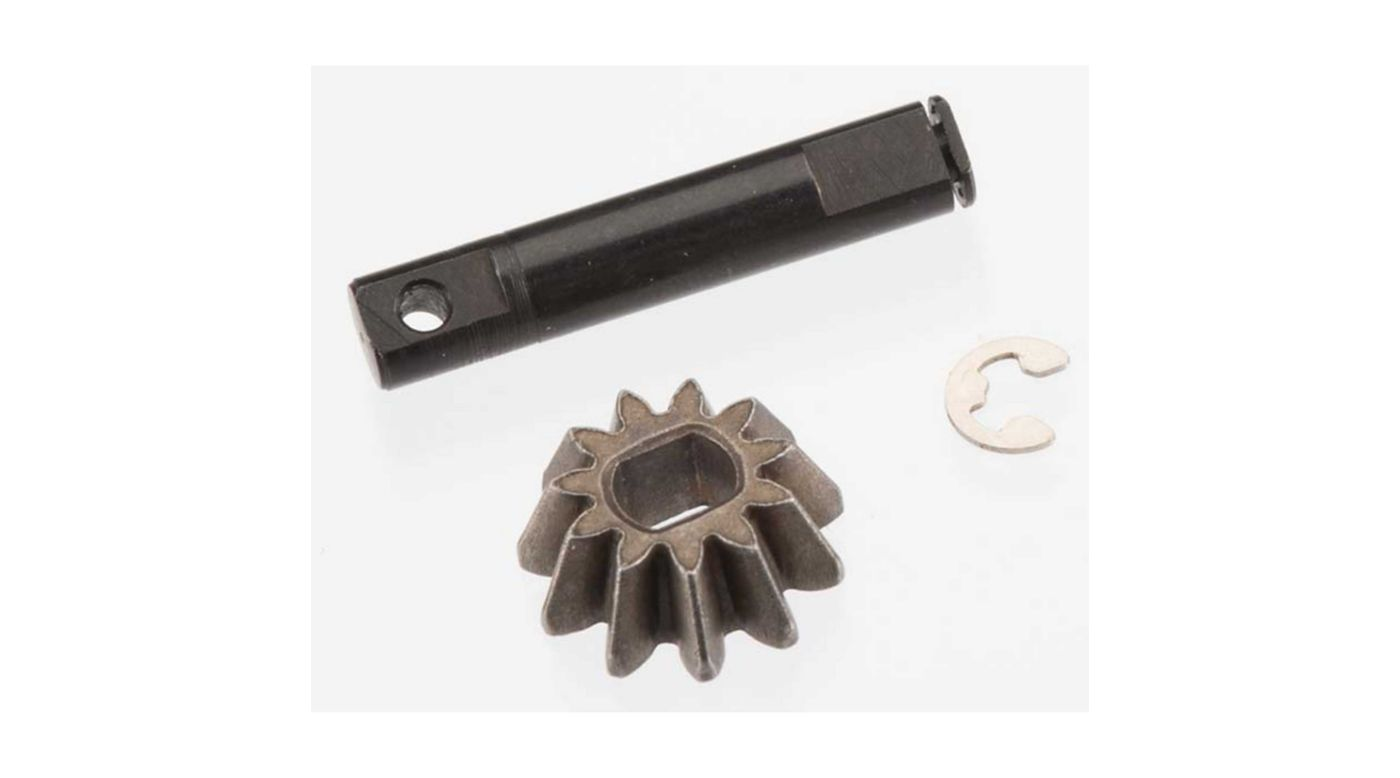 Image for Differential Pin Gear and Shaft 11T: Nissan GT-R, Camaro from HorizonHobby