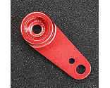 Duratrax - Aluminum Servo Arm, Single Red