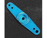 Duratrax - Aluminum Servo Arm, Double Blue