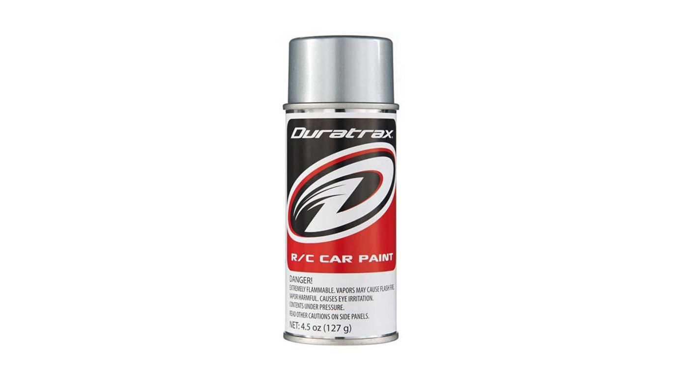 Image for Polycarb Spray, Silver Streak, 4.5 oz from HorizonHobby
