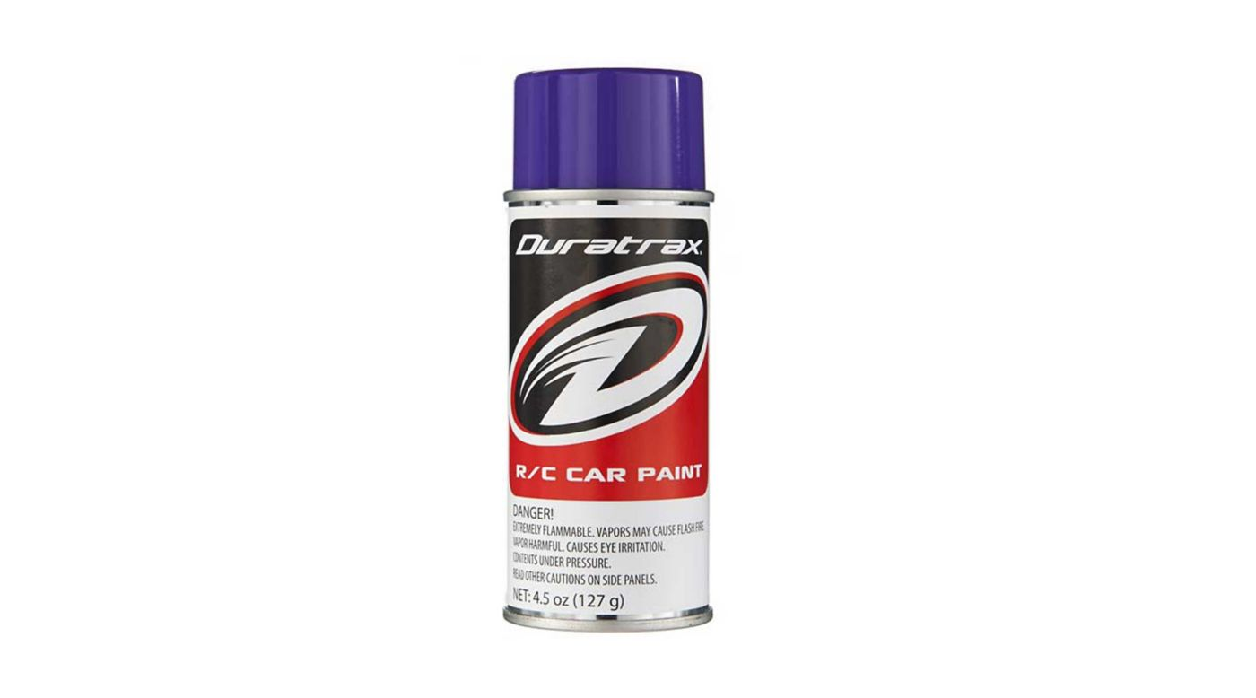 Image for Polycarb Spray, Candy Purple, 4.5 oz from HorizonHobby