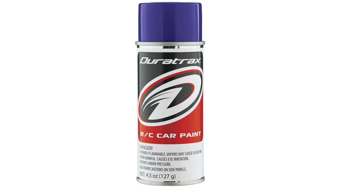 Image for Polycarb Spray, Purple, 4.5oz from HorizonHobby