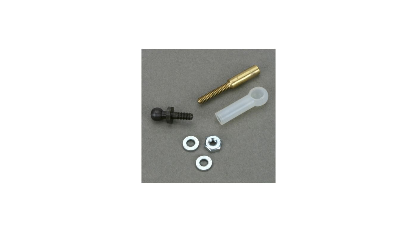 Image for Threaded Ball Link, 2-56 from HorizonHobby