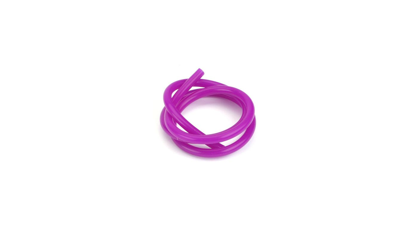 Image for Silicone 2' Fuel Tubing, Purple from HorizonHobby