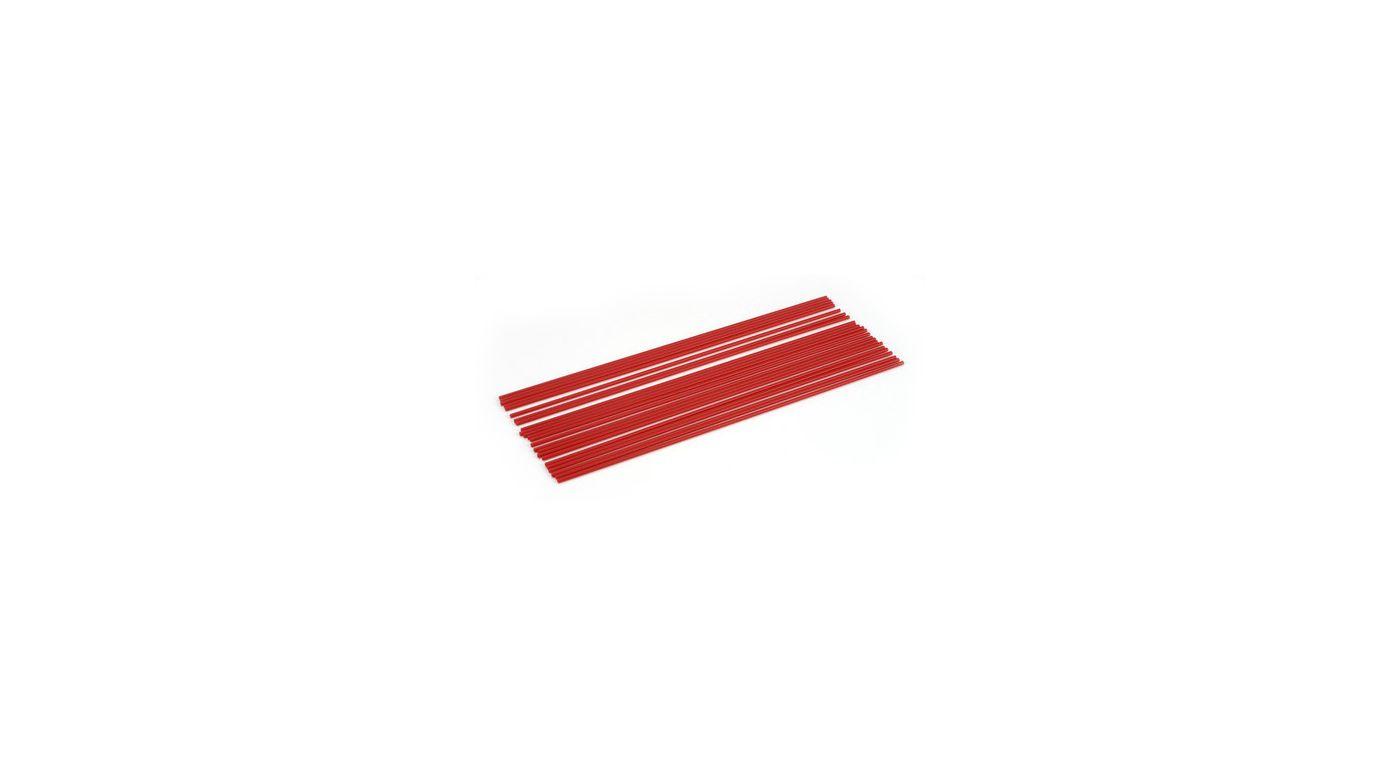 Image for Antenna Tube, Red (24) from HorizonHobby