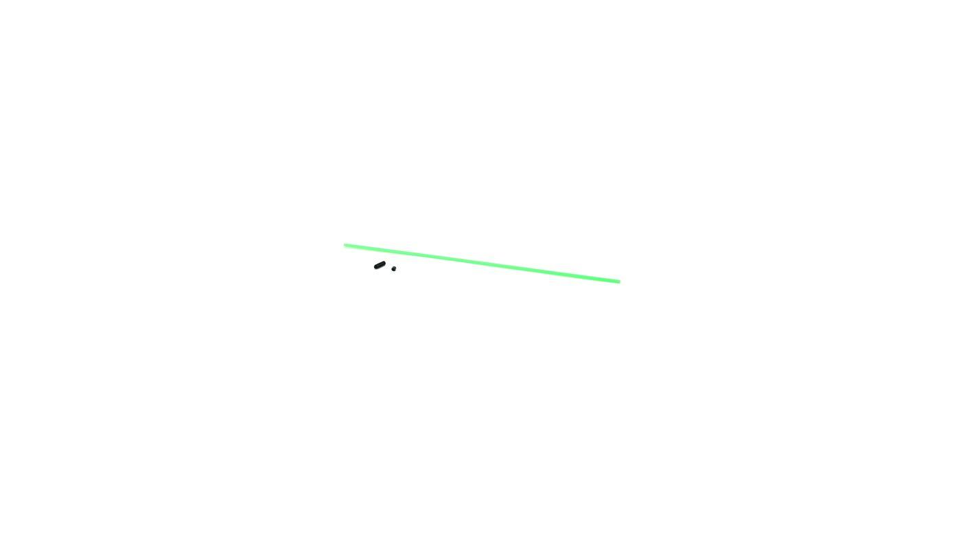 Image for Antenna Tube with Cap, Neon Green from HorizonHobby