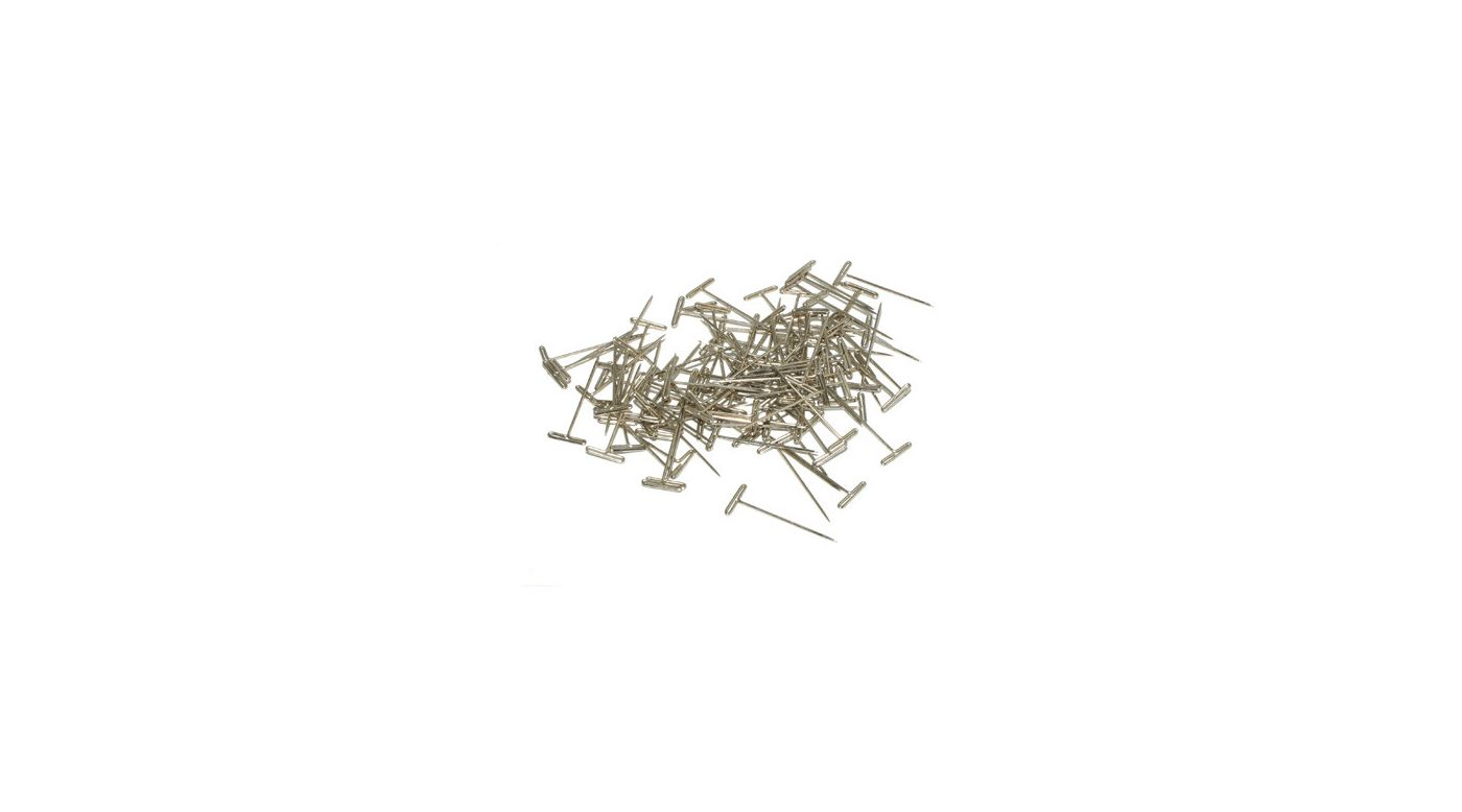 Image for T-Pins, Nickel Plated, 1-1/2