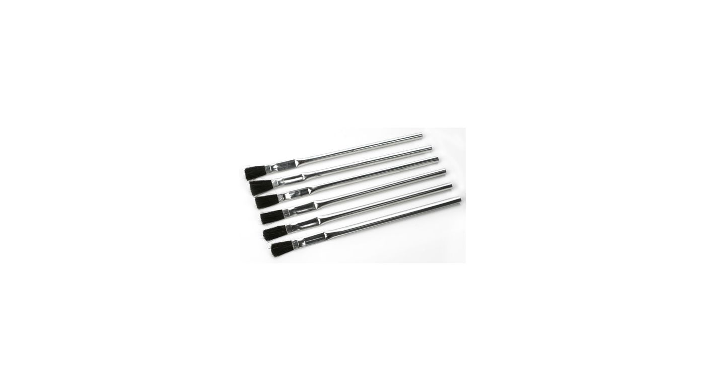 Image for Epoxy Brushes (6) from HorizonHobby