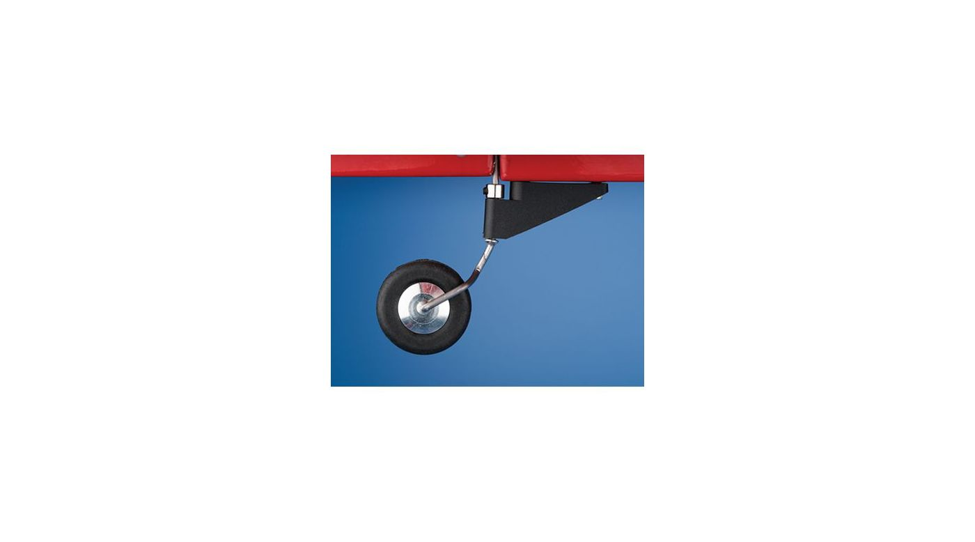 Image for Tailwheel Bracket, .40 Plane from HorizonHobby
